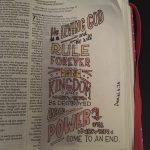 Journalling – Rachel L – 300320